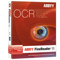 ABBYY FineReader 11.0.102.481 Professional Edition